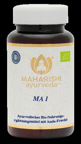 MA1 Sportler-/Amla-Rasayana, Bio, 100 Tbl., 50 g