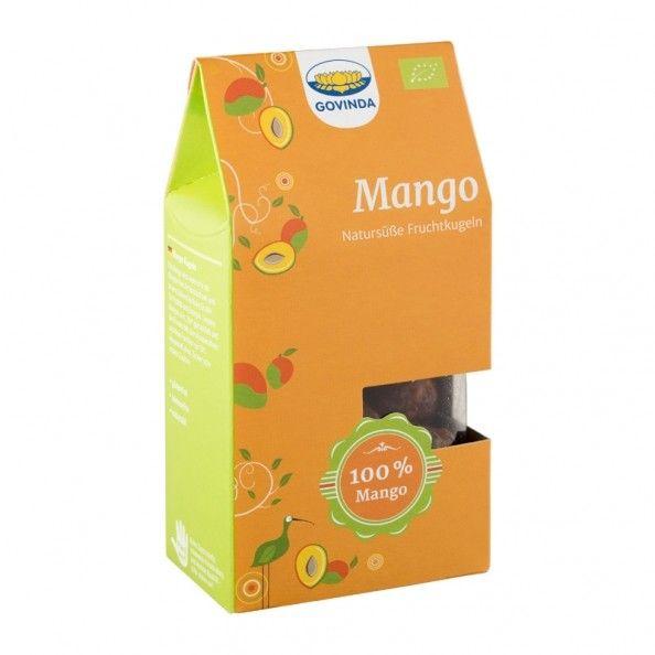 Mango-Kugeln, Bio, 120 g