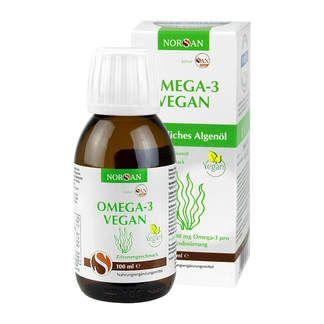 Omega-3 Vegan Norsan, 100 ml