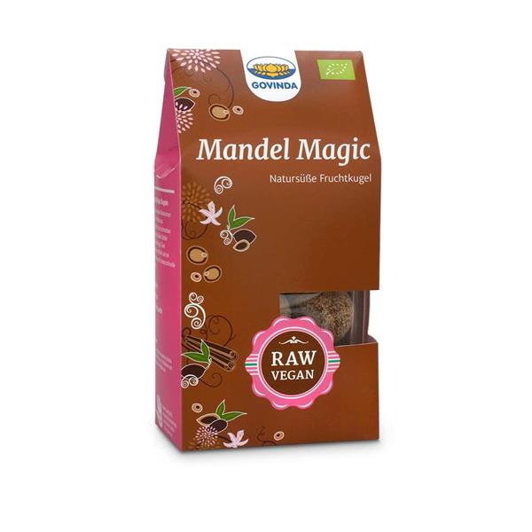 Mandel-Magic-Kugeln, Bio, 120 g
