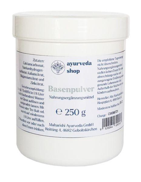 Basenpulver, 250 g
