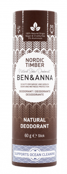 Deo Ben & Anna, Nordic Timber, 60 g