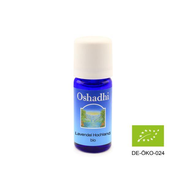 Aromaöl Lavendel Hochland, Bio, 5 ml