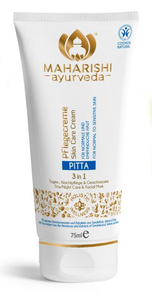 Pflegecreme Pitta, kNk, 75 ml