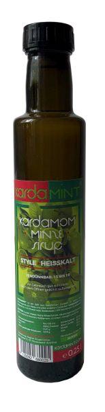 Kardamint®, Kardamom Minze Sirup, 250 ml