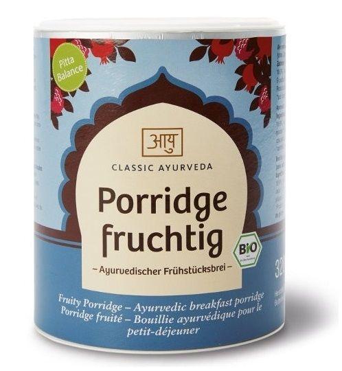 Porridge fruchtig (Pitta), Bio, 320 g