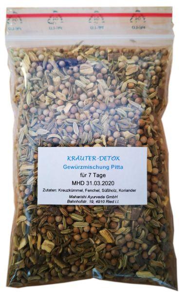Gewürzmischung für Kräuter-Detox Pitta, 50 g