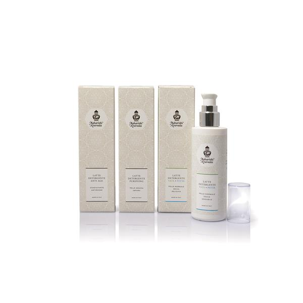 Cleansing Milk ANTI-AGE Exclusiv, 200 ml