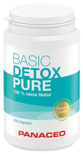 Panaceo Basic-Detox PLUS, 200 Kps., 90 g