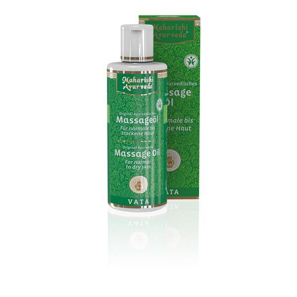 Massageöl Vata, kNk, vegan, 200 ml