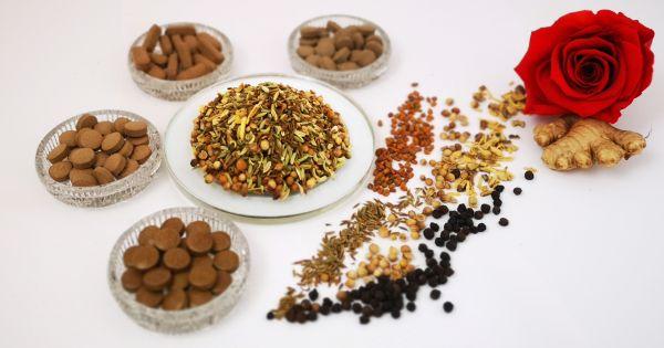 Kräuter-Detox mit Teemischung (PITTA)