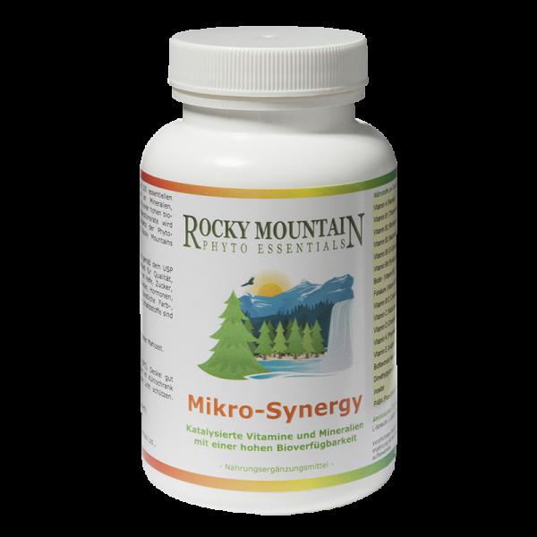 Mikro Synergy, 120 Kps., 120 g