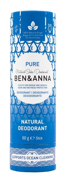 Deo Ben & Anna, Pure, 60 g