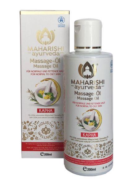 Massageöl Kapha, kNk, vegan, 200 ml