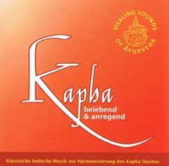 CD KAPHA - Healing Sounds of Ayurveda