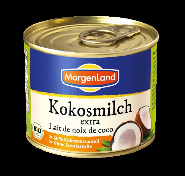 Kokosmilch in der Dose, Bio, 200 ml