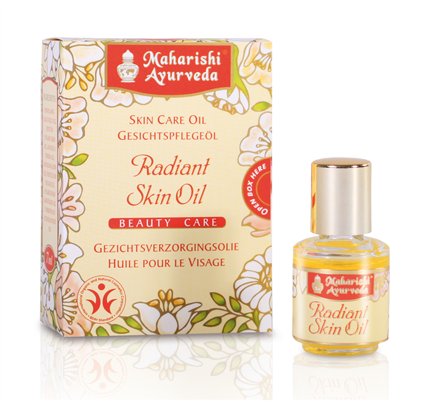 Radiant Skin Oil - Gesichtspflegeöl, kNk, 7 ml