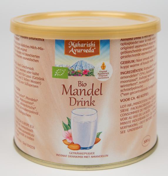 Mandel Drink, Bio, 300 g