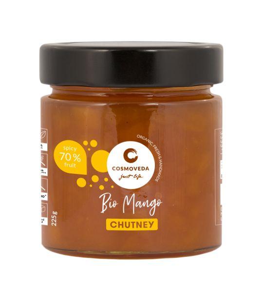 Mango Chutney, Bio, 225 g