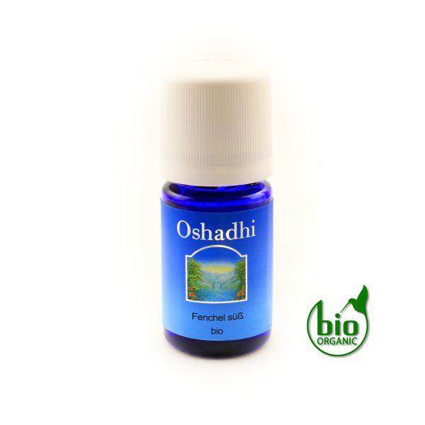 Aromaöl Fenchel süß, Bio, 5 ml