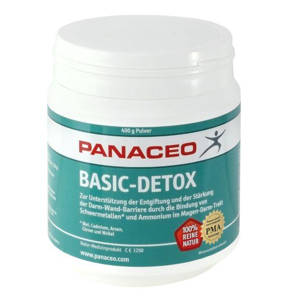 Panaceo Basic-Detox Pulver, 400 g