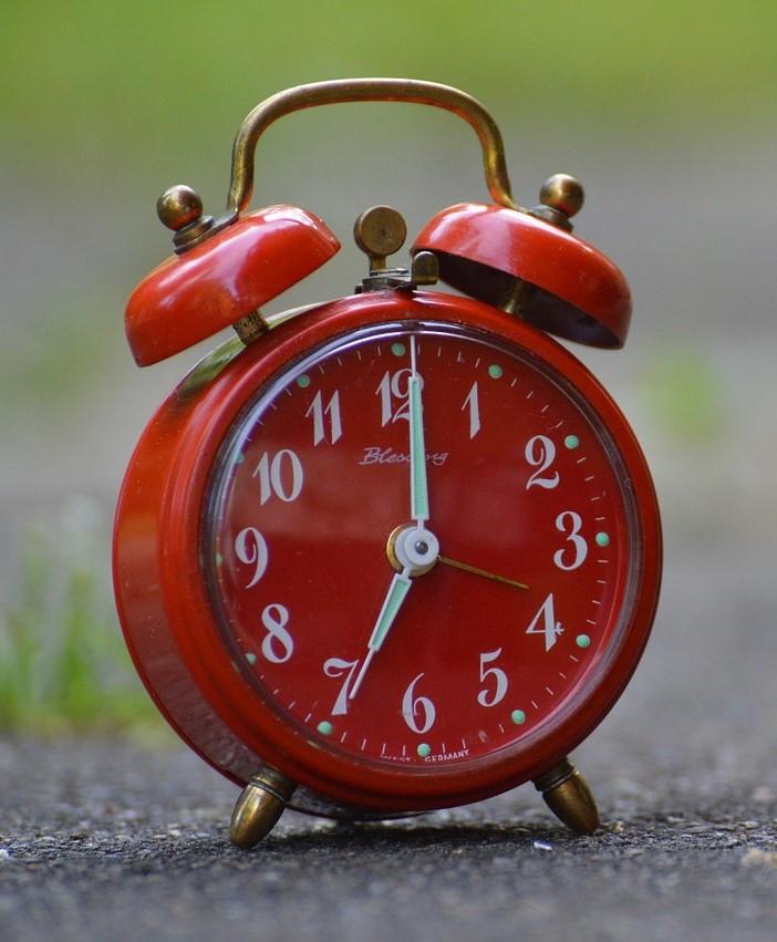 alarm-clock-758727_1280
