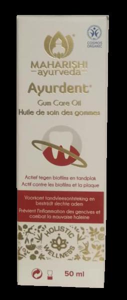 Zahnfleisch Pflegeöl Ayurdent, kNk 50 ml
