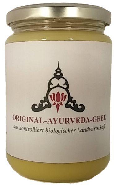 Original Ayurveda Ghee Lakshmi, Bio, 300 g