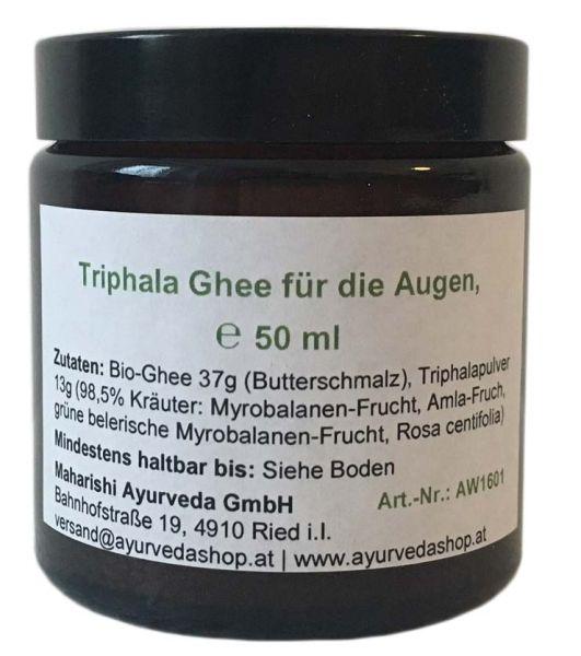 Triphala Ghee, 50 ml