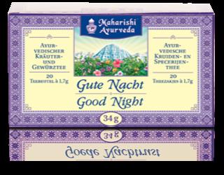 Tee Gute Nacht 20 Beutel, 34 g